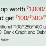 Amazon ICICI Bank Debit Credit Card Offer