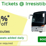 Ticketgoose 15% Off on bus booking Discount Coupon