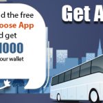 Ticketgoose Mobile App Offer Download App get Rs 1000 cash on wallet