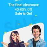 Flipkart Fashion Sale is Back 24th-26th February 2017