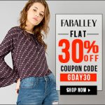 Faballey 400 off on 2000 Promo Code