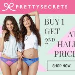 Prettysecrets Buy 2 Get 1 Free Offer on all Nightwear