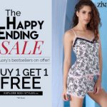 Zivame 20% off on 2,499 Discount Coupon