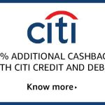 Citibank Credit Debit Card Online Shopping Offers