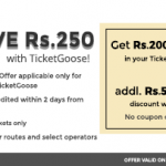 Bus Ticket Booking Offers Online Cashback Coupons